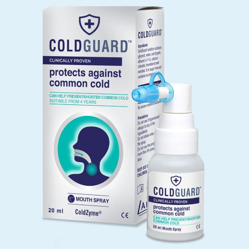 ColdGuard Oral Spray